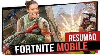 Resumão: Fortnite pra Android e IOS, NFS Crackeado, Novo Call of Duty e muito mais! Game Over