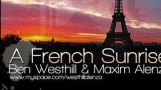 A French Sunrise 13 -- OceanLab - Secret (Andrew Bayer Remix) -- by Westhill and Alenza