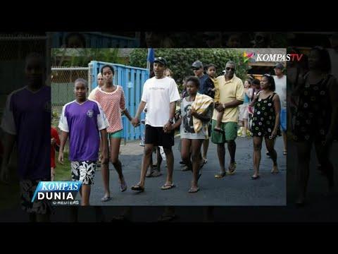 Pasca Pensiun, Barack Obama Berlibur ke Bali