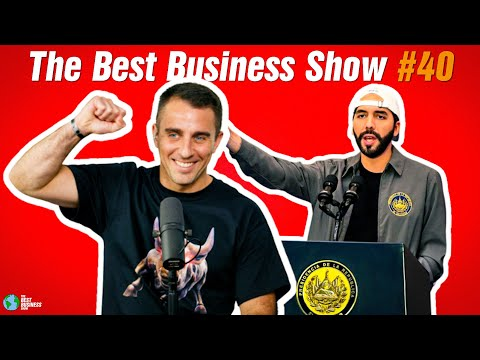 The Best Business Show with Anthony Pompliano - Episode #40