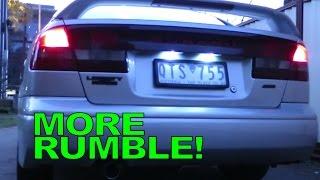 Subaru Liberty/Legacy Gen 3 Exhaust