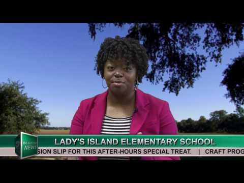 BEAUFORT NEWS | Jalissa Newton, Lady's Island Elementary School | 3-27-2017