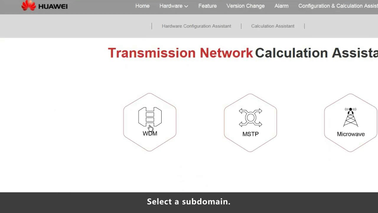 Huawei Tool Usage Guide: Calculation Assistant Tool