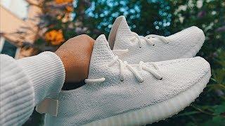Die bequemsten Schuhe? - YEEZY BOOST 350 v2 Triple White