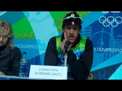 Christoph Sumann Press Conference