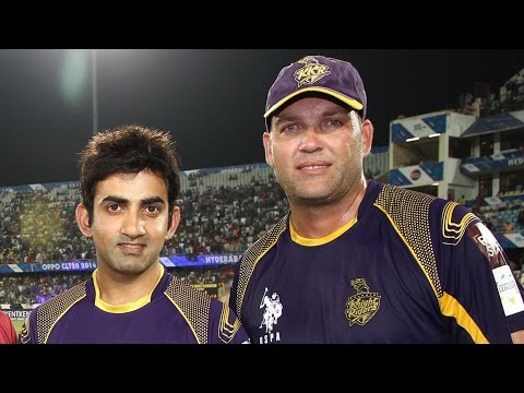 IPL 2017: Gautam Gambhir says they are very fortunate to have Jacques Kallis at KKR