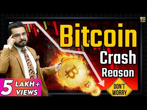 Why Is #Bitcoin Crashing? Reasons Of #Cryptocurrency Market Crash   #ChinaBan On Cryptocurrency