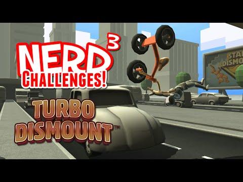 Nerd³ Challenges! The Podium - Turbo Dismount