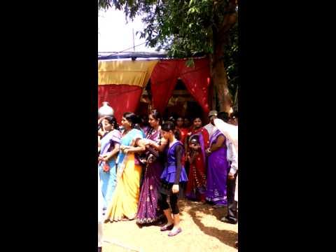 Santali baripada vs khargapur dabung dance