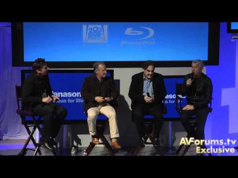 Michael Mann, Oliver Stone and Baz Luhrmann Talk Blu-ray disc at CES 2011