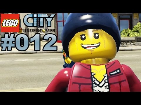 LEGO CITY UNDERCOVER #012 Undercover Chase 🐲 Let's Play LEGO City Undercover [Deutsch]