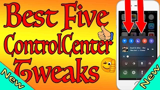 IOS OS | IOS | Must Have iOS 10 Tweaks Control Center Yalu Jailbreak 2017