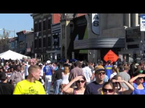 Flying Dog rides on H Street Festival, DC