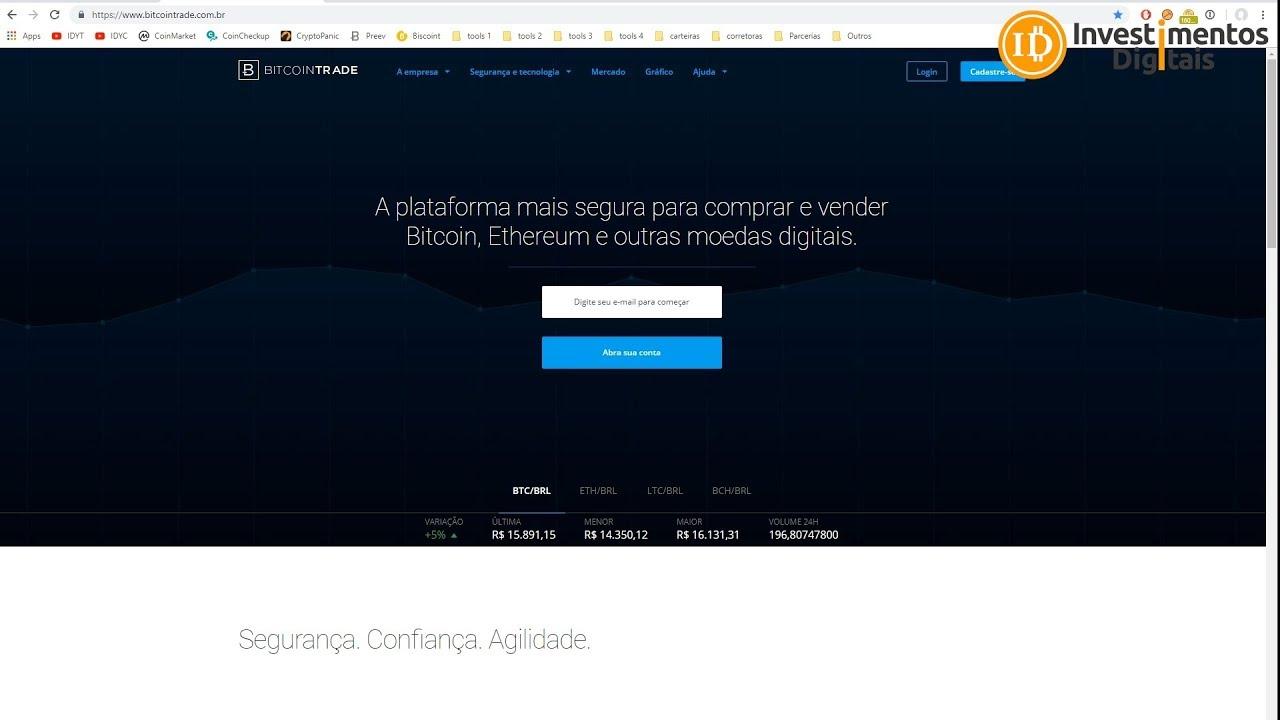 tutorial bitcoin trader)