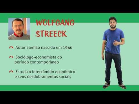 O tempo comprado - Wolfgang Streeck