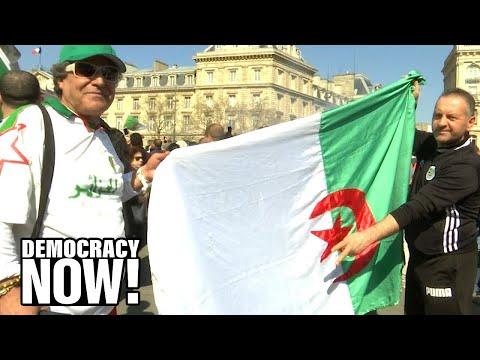 Algerian demonstrators demand government overhaul after Bouteflika resignation