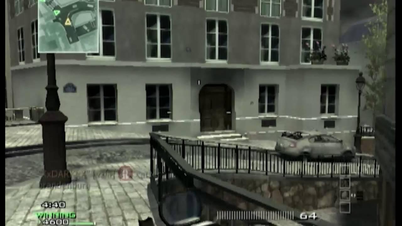 Warfare 3 modern house
