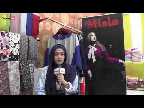 Misla - Fashion Muslim - Bisnis Sukses Berawal Dari Hobi