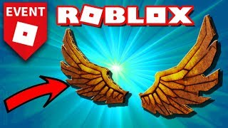 HOW to Get THE WINGS of the BLOXYS 2019 event 🌟 ROBLOX