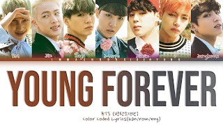BTS(방탄소년단) - EPILOGUE : Young Forever [Color Coded Lyrics(Han/Rom/Eng)] ||Collab with Jaehyung