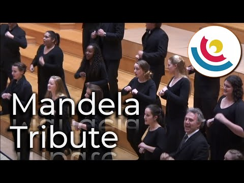 Cape Town Youth Choir - Mandela Tribute
