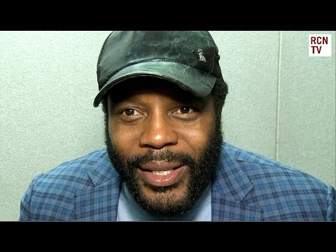 The Expanse Chad Coleman Interview