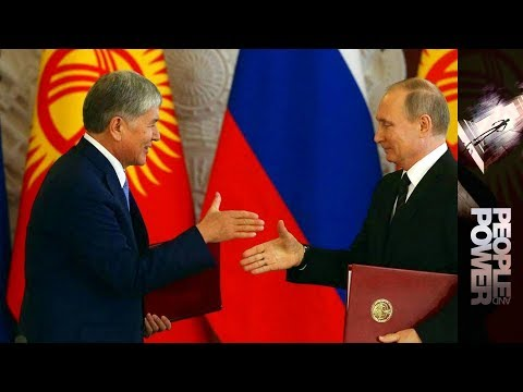 🇷🇺🇰🇬 Moscow's Little Kyrgyzstan | People & Power