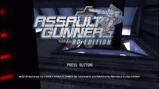 Assault Gunner PS4 Lets Play Part 1 It Was A Routine Mission