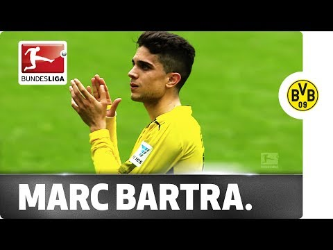 Bartra's Tears - Emotional Dortmund Celebrations