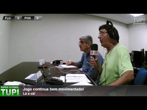 Fluminense 0 x 0 Ponte Preta - 17ª Rodada - Brasileirão - 09/08/2017