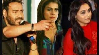 কাজল ও রানির দুই বোনের লড়াই /Kajol and Rani's two sisters fight