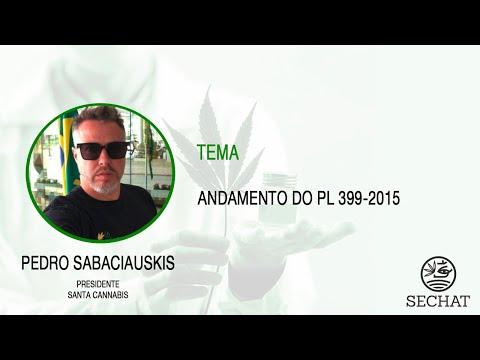 """""""Andamento do PL 399-2015"""" - Com Pedro Sabaciauskis"""