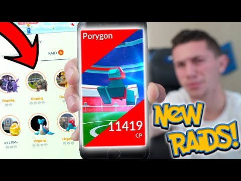 Download Youtube: NEW RAID BOSS UPDATE IN POKÉMON GO! FIRST EVER RAID ROTATION!