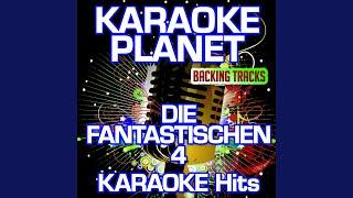 Danke (Karaoke Version) (Originally Performed by Die Fantastischen 4)