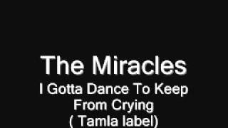 I Gotta Dance To Keep From Crying.