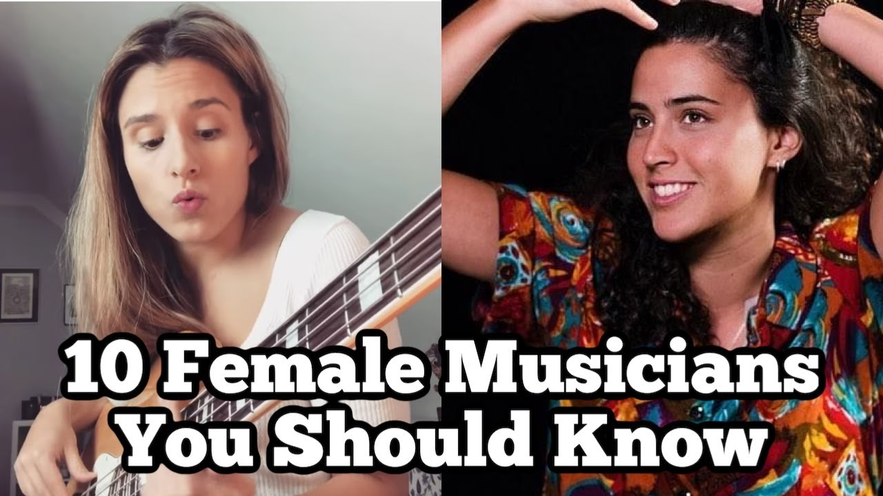 10 Female Musicians You Should Know! (2021)