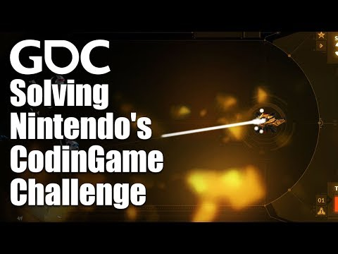 Math for Game Programmers: Solving Nintendo's CodinGame Challenge thumbnail