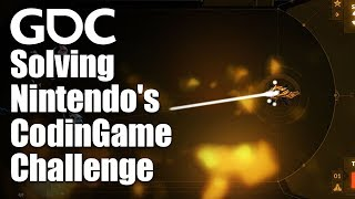 Math for Game Programmers: Solving Nintendo's CodinGame Challenge