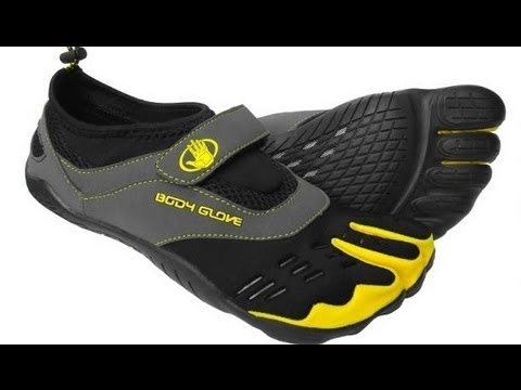 Body Glove 3T Barefoot Footwear for Kayak Fishing - YouTube