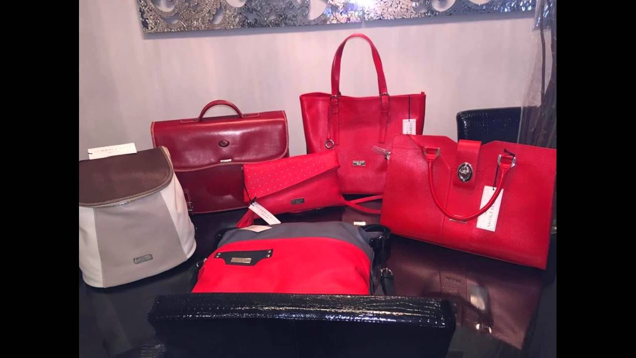 Claudiajordan Made In Italy Bag Collection All Red Everything Fashion Trend Of 2017