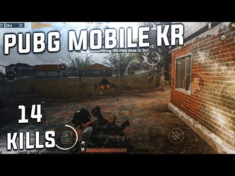 Playing PUBG Mobile Korean Version | Mr. Shot