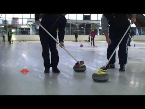 Curling à Viry-Châtillon, reportage ESJ