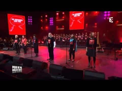 Concert pour ne pas oublier Charlie : Liberté de penser - Die Gedanken sind frei