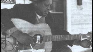 Big Joe Williams- Hand Me Down My Old Walking Stick (High Definition)