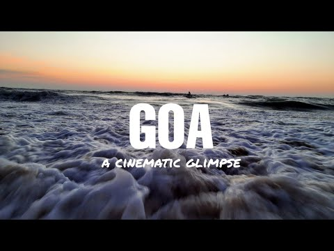 Cinematic video on a mobile phone, SamsungM30s, Goa cinematic.