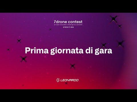 Leonardo Drone Contest - Primo giorno di gara - 28 Settembre 2021