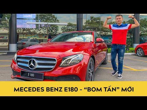 """Đánh giá xe Mercedes E180 giá 2 tỷ - """"BOM TẤN"""" mới trong phân khúc   Autodaily.vn"""