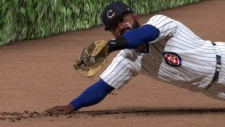"""MLB WORLD SERIES FINALE"" MLB The Show 18 Skeeter Rabbit Road To The Show (CF) Chicago Cubs MLB 18"