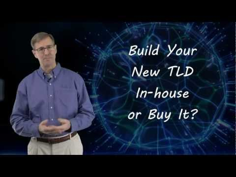 Your New TLD: Build It or Buy It?