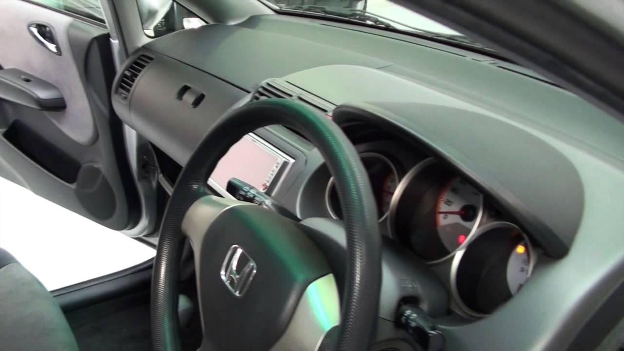 Honda Fit W Modulo Bodykit 2005 1 3L